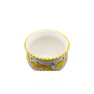 Coprivaso In Ceramica Di...