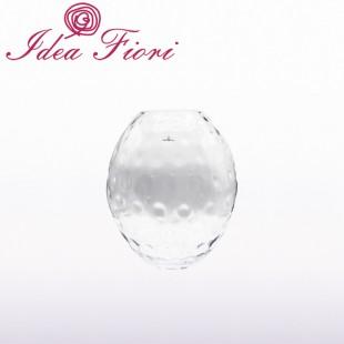 Vaso Ovale di Vetro...