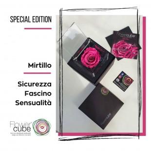 Rosa Stabilizzata Mirtillo...