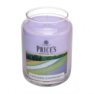 Candela Profumata Lavender...
