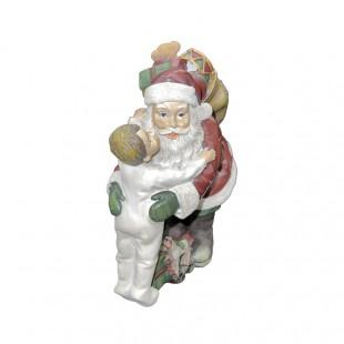 Babbo Natale con Bambino...