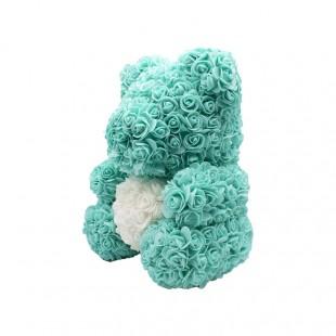 Teddy Rose in Foam Tiffany...