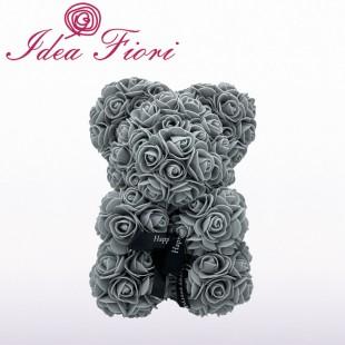 Teddy Rose in Foam Grigio