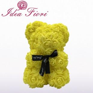 Teddy Rose in Foam Giallo