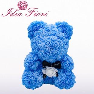Teddy Rose Azzurro con Rosa...