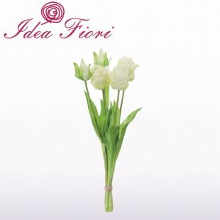 Tulipano Bianco Artificiale...