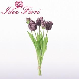 Tulipano Artificiale Viola...