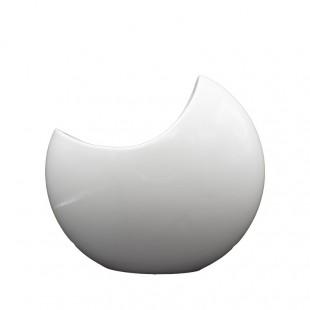 Vaso Mezzaluna in Ceramica...