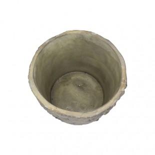 Coprivaso in ceramica...