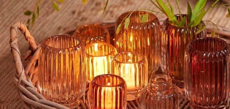 Vasetti ornamentali natalizzi - Idea Fiori
