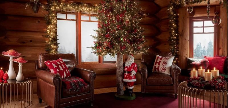 La magia del Natale – Idea Fiori